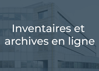 Inventaire archives